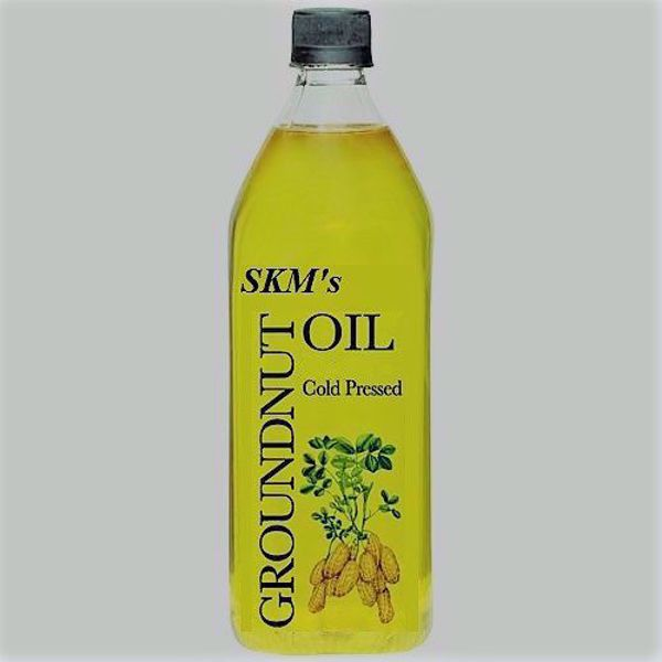 Picture of Cold Pressed Groundnut Oil