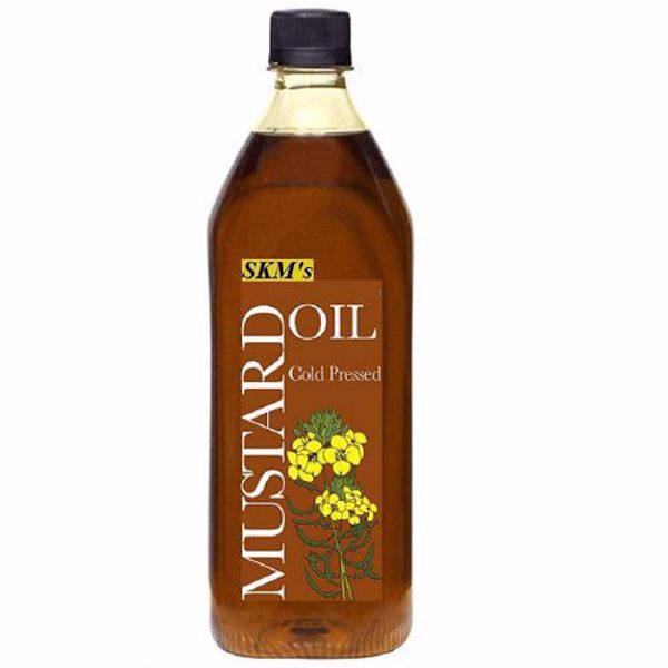 Picture of Cold Pressed Mustard Oil