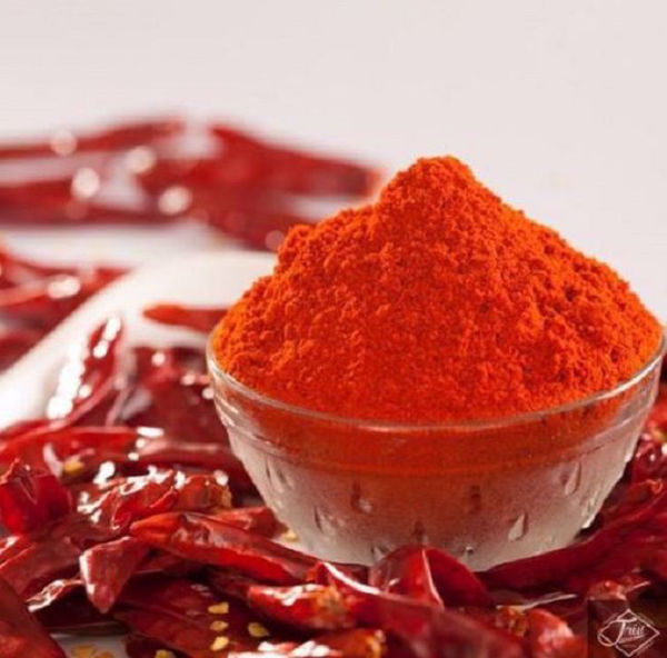 Picture of Hand Pounded Chilli Powder