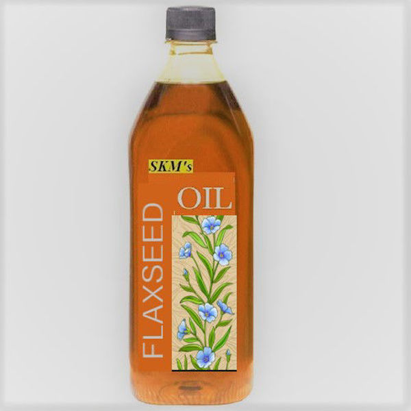 Picture of Cold Pressed Flaxseed Oil
