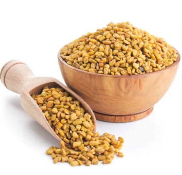 Picture of Fenugreek Seeds / Menthulu